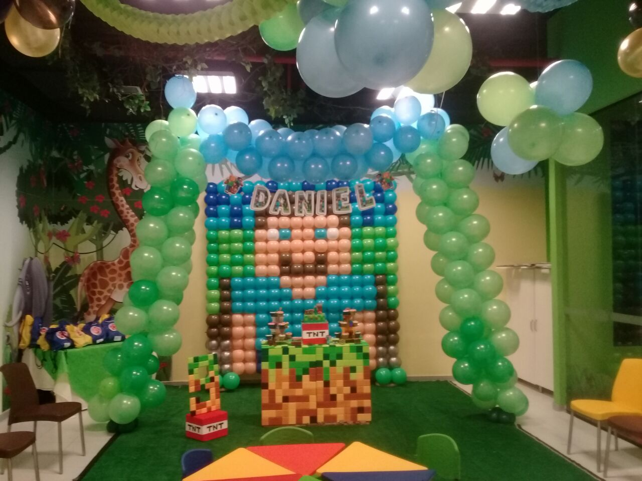 Bolos Fiesta Infantil éxito Rotundo